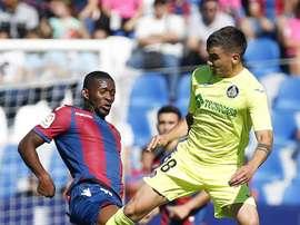 Lerma, nouvelle cible du racisme dans le football ? EFE