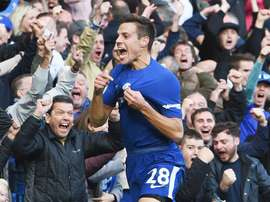 Azpilicueta is thought to have agreed a new deal at Chelsea. EFE/EPA