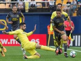Zagueiro ampliou seu contrato com o Villarreal. EFE