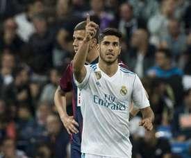 O Real Madrid venceu o Eibar por 3-0, pela nona rodada da LaLiga. EFE