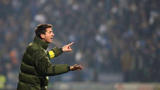 Vasco Seabra fue despedido de su cargo de entrenador del Paços. EFE