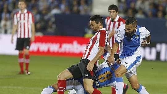 Athletic y Leganés se miden en el estreno liguero. EFE