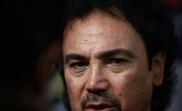 Hugo Sánchez pasó revista. EFE