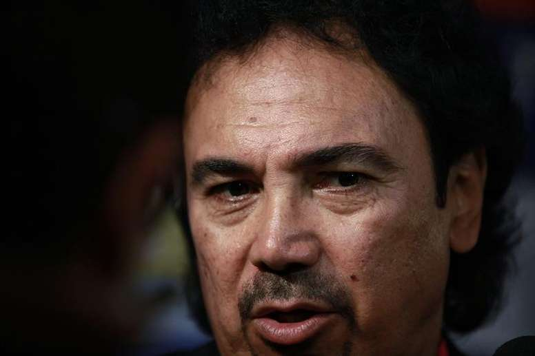 Hugo Sánchez explicó su fichaje por el Rayo. EFE