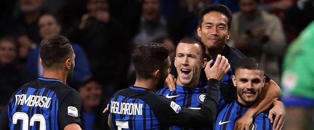 El Inter busca nuevos talentos en Croacia. EFE