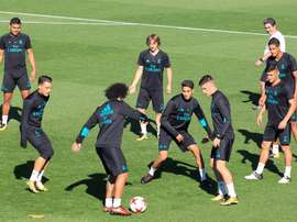 Le Real Madrid se déplace au stade Fernando Torres pour affronter Fuenlabrada. EFE