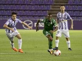 El Leganés recupera a Mamadou Koné. EFE