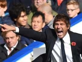 Conte llevó al Chelsea a un nuevo triunfo. EFE/EPA/Archivo