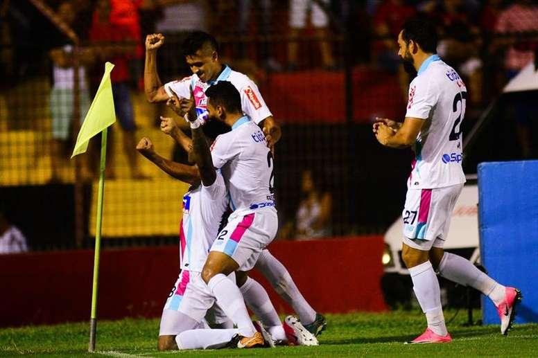 Junior sigue acechando el liderato en Colombia y ya piensa en la Sudamericana. EFE/Archivo