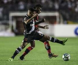 O Vasco bateu o América-MG por 4-1. EFE