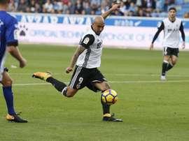 Marcelino believes Zaza deserves an Italy recall. EFE