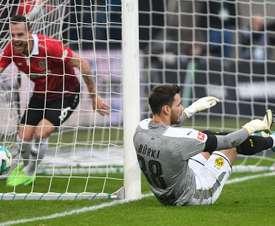 Hannover y Borussia se miden en la segunda jornada. EFE/EPA