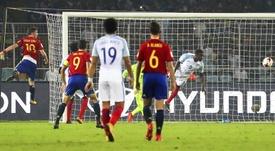 Nuevo reglamento UEFA. EFE