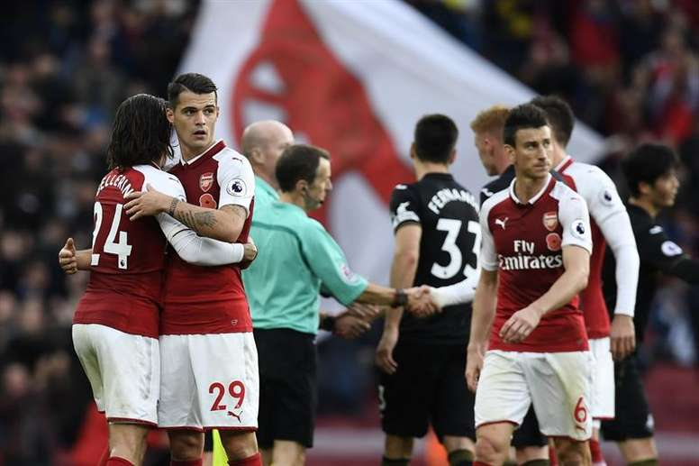 Juventus want to sign Bellerin from Arsenal. EFE/EPA