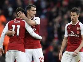Le club de l'Emirates Stadium se fixe un nouvel objectif. EFE