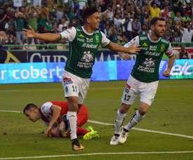 Gran triunfo de León a Veracruz. EFE