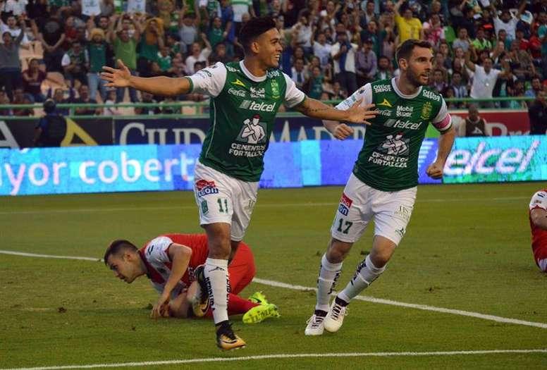 León y Monterrey se ven las caras en México. EFE