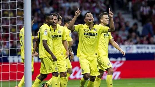 El Villarreal sabe amargarle la vida al Atlético. EFE