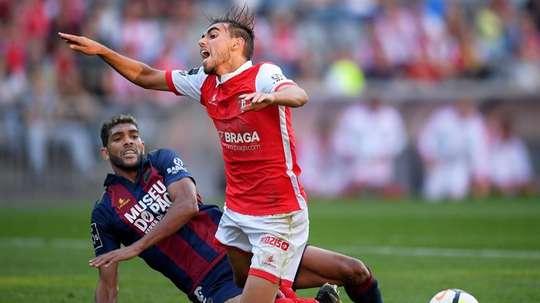 Dolorosa derrota del Braga a domicilio. EFE