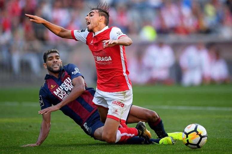 Ricardo Horta antepone la vida de las personas al fútbol. EFE