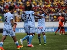 Así fue la jornada en el campeonato peruano. EFE/Archivo