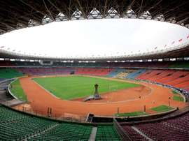 Las mujeres ya podrán asistir a los estadios en Arabia Saudí. EFE/Archivo