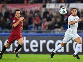 Florenzi intéresse l'Atlético. EFE