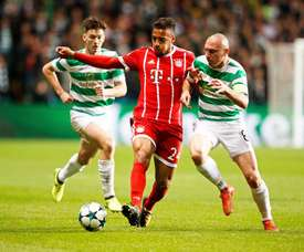 Brown could seek pastures new in Australia this summer as his Celtic contract nears an end. EFE