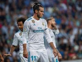 El delantero galés del Real Madrid Gareth Bale. EFE/Archivo