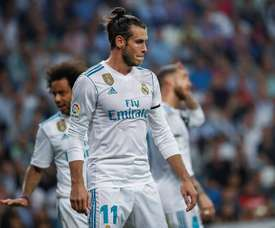 Bale has amassed 19 injuries in five seasons at the Bernabeu. EFE/Archivo