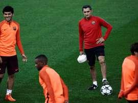 Carles Aleñá está en los planes a corto plazo de Valverde. EFE/Archivo