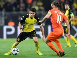 Dortmund's Euro hopes hurt in home draw with APOEL. EFE