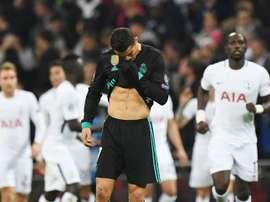 Vitolo rejeita cenário de crise goleadora de CR7. EFE