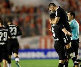 Independiente se medirá a Libertad en semifinales. EFE