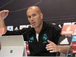 O Real Madrid recebe amanhã o Fuenlabrada. EFE