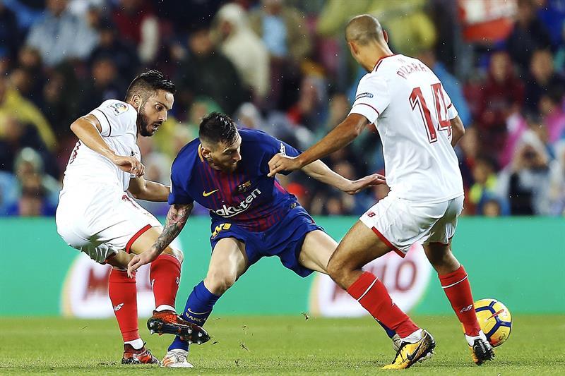 Un adversaire craint de blesser Messi avant le Mondial — FC Barcelone