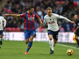 Cabaye has spent two spells in the Premier League. EFE