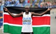 Geoffrey Kamworor, durante la maratón de Nueva York. EFE