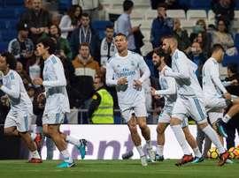 Nolito desconfia da crise do Real Madrid. EFE