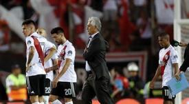 River volvió a perder, el 'Millonario' cayó ante Newell's. EFE/Archivo