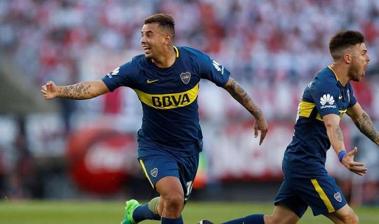 Cardona podría ser titular en el Bernabéu. EFE