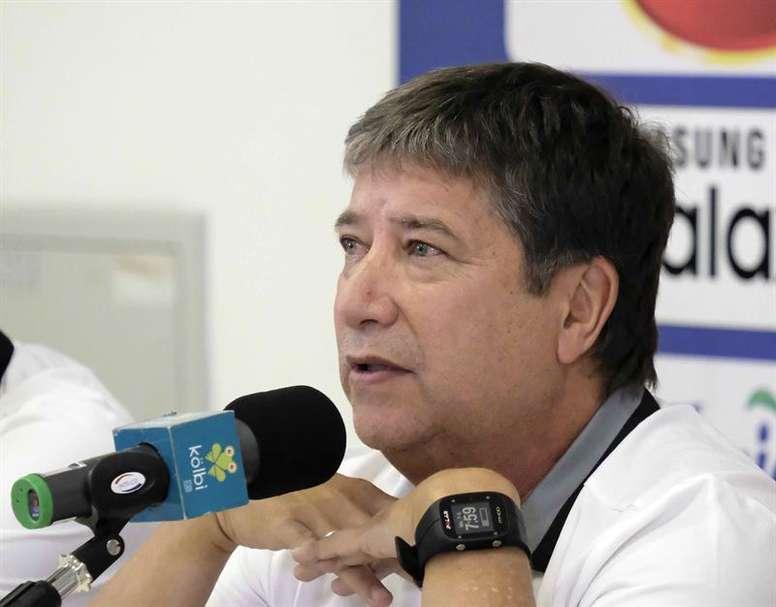 'Bolillo' Gómez, sincero. EFE/Archivo
