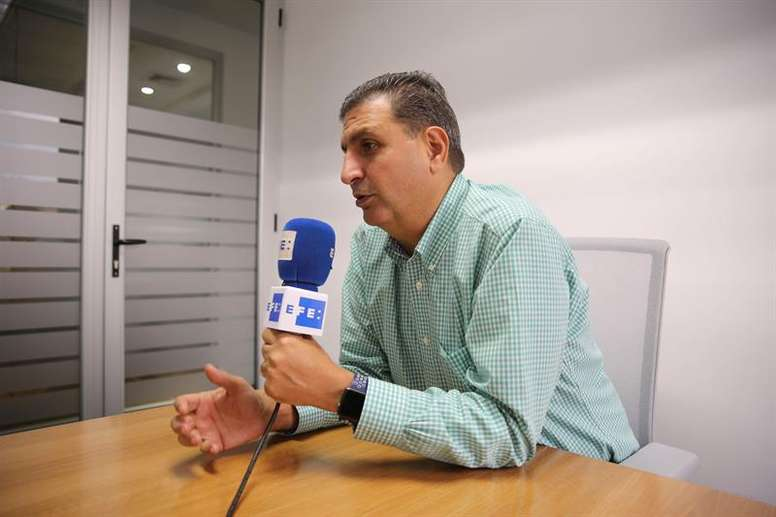 Jorge Salomón cree que Australia no está tratando como debe a Honduras. EFE