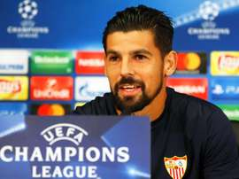 Nolito was full of praise for former boss Pep Guardiola. EFE/Archivo