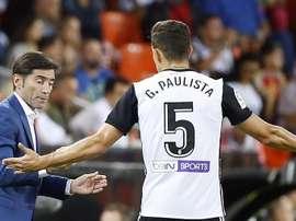 Paulista accepterait de jouer avec l'Espagne. EFE