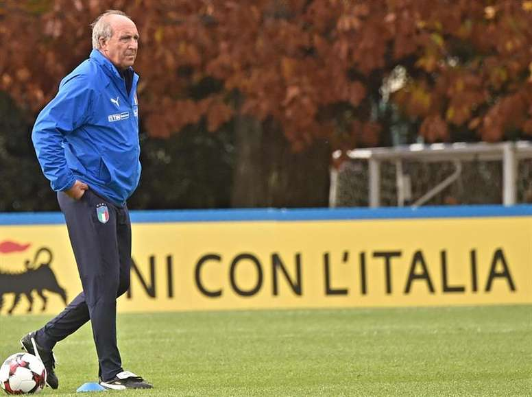 Italia se juega estar en el próximo Mundial ante Suecia. EFE