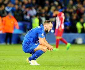 Drinkwater will meet with Burnley to discuss his future. EFE