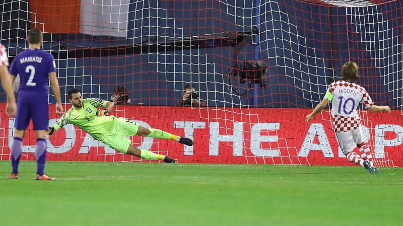 Perú vence a Croacia en Miami y rompe ayuno de 19 años