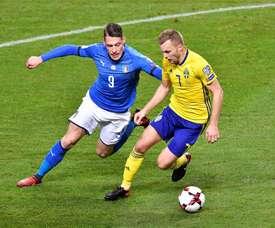 Larsson regresaría a Suecia al final de la temporada. EFE