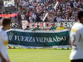 Título para Santiago Wanderers. EFE/Archivo